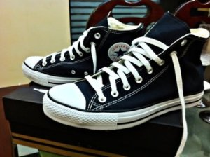 Converse Sneakers Make A Style Statement